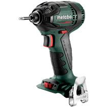 Metabo Body Only SSD18LTX200BL 18v Impact Driver with Carry Case