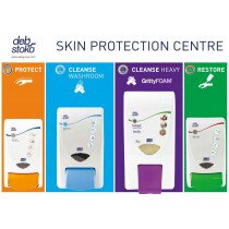 Deb SSCLG1GF Stoko Skin Safety Centre 3-Step (Large)