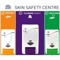 Deb SSCSML1EN Stoko Skin Safety Centre 3-Step (Small)