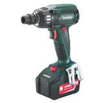 Metabo SSW18LTX400BL Brushless Impact Wrench High Torque (2x4Ah)