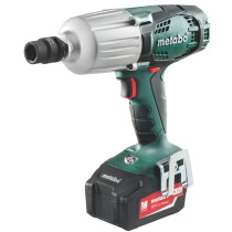 Metabo SSW18LTX600Brushless Impact Wrench High Torque (2x5.2Ah)