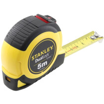 Stanley STHT36803-0 Dual Lock Tylon™ Pocket Tape with Metric Graduations Only 5m (Width 19mm) STA036803