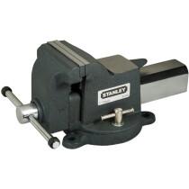 Stanley 1-83-068 MaxSteel Heavy-Duty Bench Vice 150mm (6in) STA183068