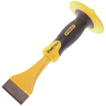 Stanley 4-18-330  FatMax Electricians Chisel 55mm (2.1/4in) with Guard STA418330