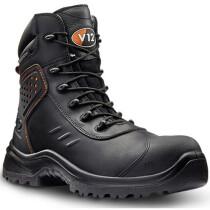 V12 Footwear V1750 Defender STS SRC S3 Metal Free Black Safety Boot