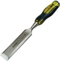 Stanley 0-16-263 FatMax Bevel Edge Chisel with Thru Tang 32mm (1 1/4in) STA016263
