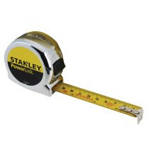 "Stanley 0-33-443 10m/33'x1"" PowerLock® Tape Measure STA033443"