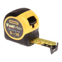 Stanley 0-33-719 FatMax® Tape Measure 5m/16ft STA033719