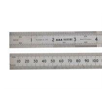 """Stanley 0-35-400 64R Rustless Steel Rule 150mm (6"""") STA035400"""