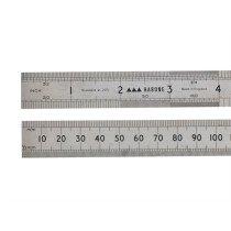 """Stanley 0-35-401 64R Rustless Steel Rule 300mm (12"""") STA035401"""