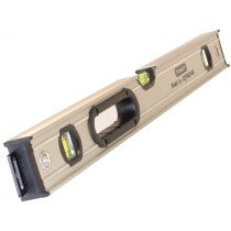 "Stanley 0-43-625 FatMax Xtreme Magnetic Box Level 600mm (24"") STA043625"