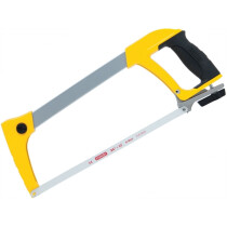 Stanley 1-20-110 Dynagrip Heavy-Duty Hacksaw 300mm (12in) STA120110