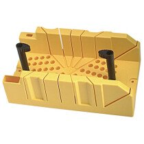 Stanley 1-20-112 Clamping Mitre Box STA120112