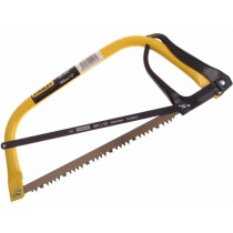 Stanley 1-20-447 Hack Bowsaw 300mm (12in) Plus Hacksaw Blade STA120447