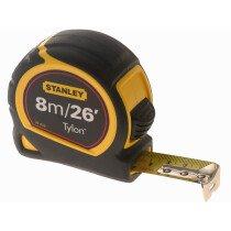 Stanley 1-30-656 Pocket Tape Measure 8m / 26ft (Width 25mm) STA130656N