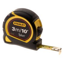 Stanley 1-30-686 Pocket Tape 3m / 10ft (Width 12.7mm) STA130686N