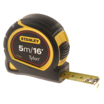 Stanley 1-30-696 Tylon 5M / 16ft Bi-material Pocket Tape Measure STA130696N
