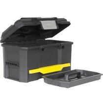 Stanley 1-70-316 One Touch Tool Box 19in with Drawer STA170316