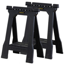Stanley STST1-70355 Junior Saw Horse (Twin Pack) STA170355