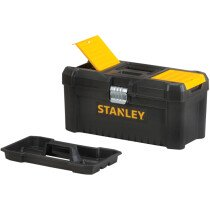 Stanley STST1-75518 Basic Toolbox with Organiser Top 41cm (16in) STA175518
