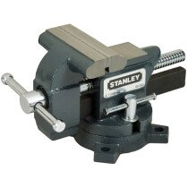 Stanley 1-83-065 MaxSteel Light-Duty Vice 100mm (4in) STA183065