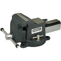 Stanley 1-83-068 MaxSteel Heavy-Duty Bench Vice 150mm (6in) STA183068