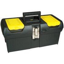 Stanley 1-92-065 Metal Latch Toolbox 41cm (16in) STA192065