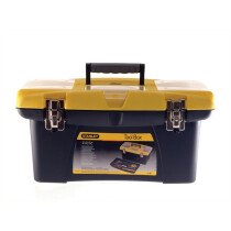 Stanley 1-92-905 Jumbo Toolbox 16in + Tray STA192905