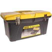 Stanley 1-92-908 Jumbo Toolbox 22in + Tray STA192908