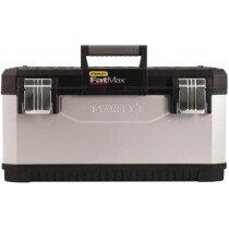 Stanley 1-95-615 FatMax® Metal and Plastic Toolbox 51cm (20in) STA195615