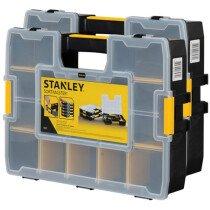 Stanley 1-95-839 Sortmaster Organiser Twin Pack STA195839