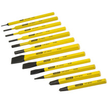 Stanley 4-18-299  Punch & Chisel Set 12 Piece STA418299