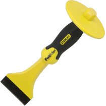 Stanley 4-18-331  FatMax Floor Chisel 75mm (3in) with Guard STA418331