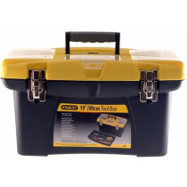 Stanley 1-92-906 Jumbo Toolbox 19in + Tray STA192906