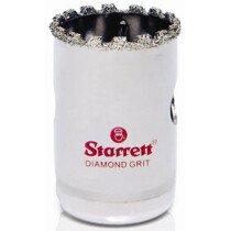 """Starrett D0100 25mm / 1"""" Diamond Hole Saw"""