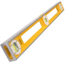 "Stabila 83S-60 Double Plumb Girder Spirit Level 600mm (24"") STB83S24"
