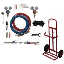 SWP 2059 Portable gas welding & cutting kit