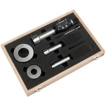 Bowers SXTD5M-BT XT3 Digital Bore Gauge Set with Bluetooth - Metric 20-50mm