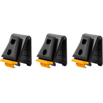 Toughbuilt TB-CT-150 ClipTech™ Hubs™ (Pack of 3) T/BCT150