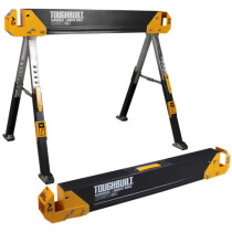 ToughBuilt TB-C650-2-BES Saw Horse (Twin Pack) T/BC6502