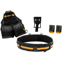 Toughbuilt TB-CT-102-3 Pro Framer Tool Belt Set 3 Piece T/BCT1023