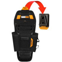 ToughBuilt TB-CT-36-L7 ClipTech Technician 6-Pocket Pouch (Large) T/BCT36L7