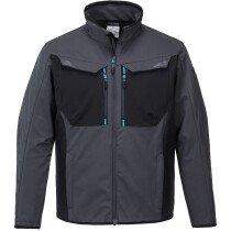 Portwest T750 WX3 Softshell Workwear Jacket - Metal Grey