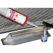 Permabond TA4246 310ml Structural Acrylic Adhesive with Nozzles (Box of 10)