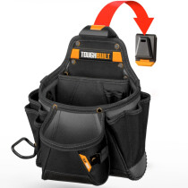 ToughBuilt TB-CT-01 ClipTech Contractor Pouch T/BCT01