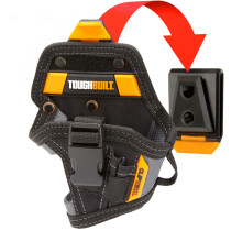 ToughBuilt TB-CT-20-S ClipTech Drill Holster – Lithium Ion T/BCT20S