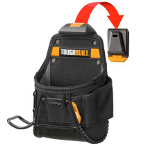 ToughBuilt TB-CT-24 ClipTech Project Pouch/ Hammer Loop T/BCT24