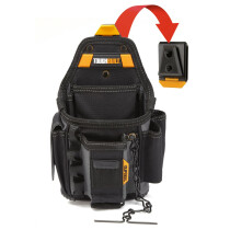 ToughBuilt TB-CT-34 ClipTech Small Electricians Pouch T/BCT34