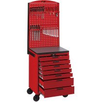 Teng Tools TCMM545N 545 Piece Tool Kit and Work Station