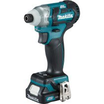 Makita TD111DSAJ 10.8v Impact Driver BL CXT with Case, Charger & 2x batteries
